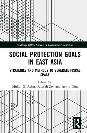 Social Protection Goals in East Asia: Strategies and Methods to Generate Fiscal Space book cover