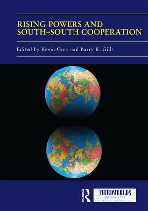 Rising Powers and South-South Cooperation (Hardback) book cover