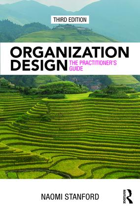 Organization Design: The Practitioner's Guide book cover