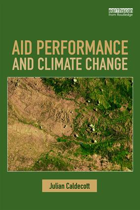 Aid Performance and Climate Change book cover