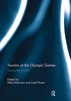 Tourism at the Olympic Games: Visiting the World, 1st Edition (Paperback) book cover