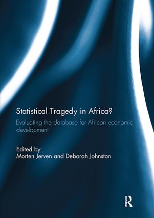 Statistical Tragedy in Africa?: Evaluating the Database for African Economic Development book cover