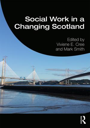 Social Work in a Changing Scotland (Paperback) book cover