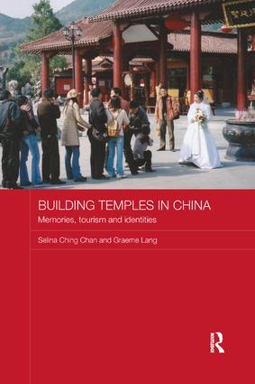Building Temples in China