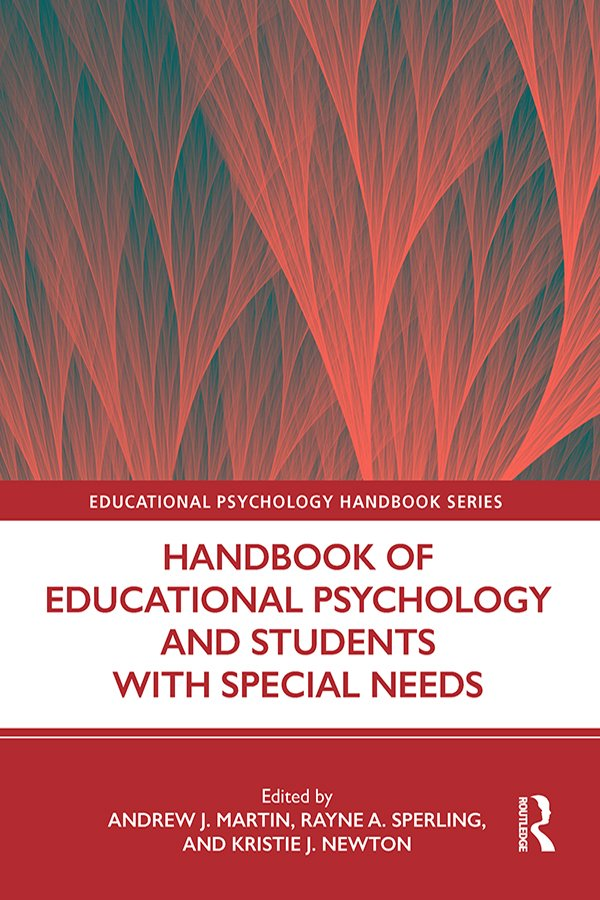 Handbook of Educational Psychology and Students with Special Needs book cover