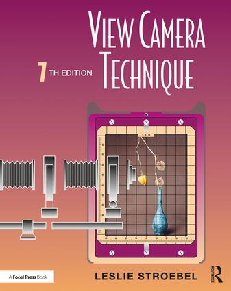 View Camera Technique book cover