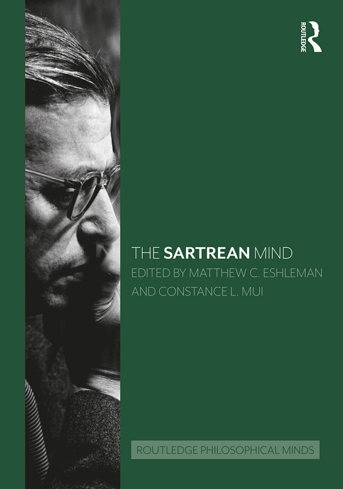 The Sartrean Mind Book Cover