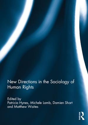 New Directions in the Sociology of Human Rights book cover