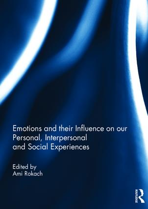 Emotions and their influence on our personal, interpersonal and social experiences: 1st Edition (Hardback) book cover