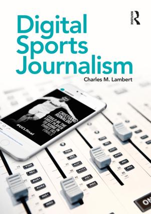 Digital Sports Journalism book cover
