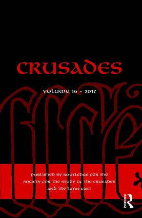 Crusades: Volume 16 book cover