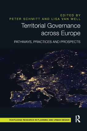 Territorial Governance across Europe: Pathways, Practices and Prospects book cover