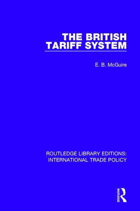 The British Tariff System