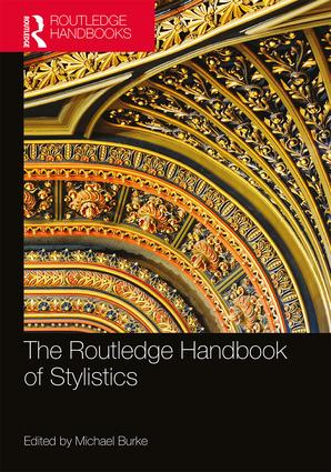 The Routledge Handbook of Stylistics: 1st Edition (Paperback) book cover