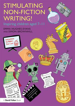 Stimulating Non-Fiction Writing!: Inspiring Children Aged 7 - 11 book cover