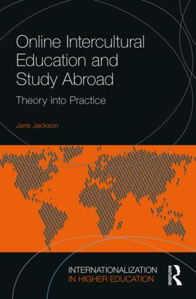 Online Intercultural Education and Study Abroad: Theory into Practice book cover