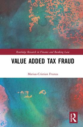 Value Added Tax Fraud book cover