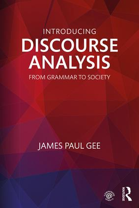 Introducing Discourse Analysis: From Grammar to Society book cover