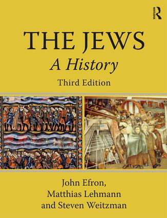 The Jews: A History book cover
