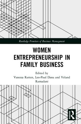 Women Entrepreneurship in Family Business book cover