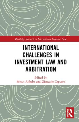 International Challenges in Investment Arbitration: 1st Edition (Hardback) book cover