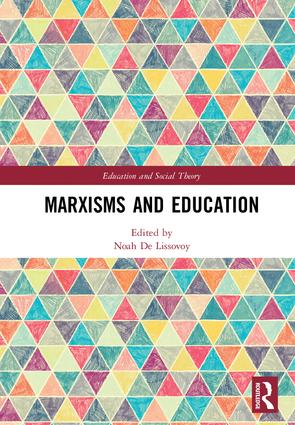 Marxisms and Education book cover