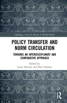 Policy Transfer and Norm Circulation: Towards an Interdisciplinary and Comparative Approach book cover