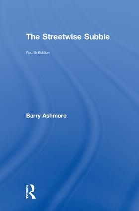 The Streetwise Subbie, 4th Edition book cover