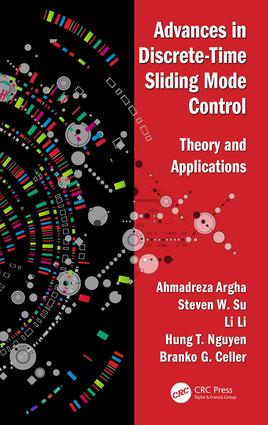Advances in Discrete-Time Sliding Mode Control: Theory and Applications, 1st Edition (Hardback) book cover