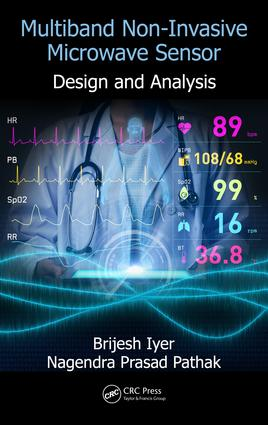 Multiband Non-Invasive Microwave Sensor: Design and Analysis, 1st Edition (Hardback) book cover