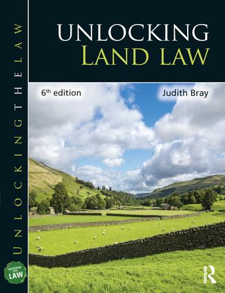 Unlocking Land Law book cover
