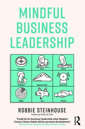 Mindful Business Leadership book cover
