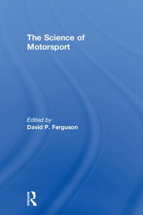 The Science of Motorsport: 1st Edition (Hardback) book cover