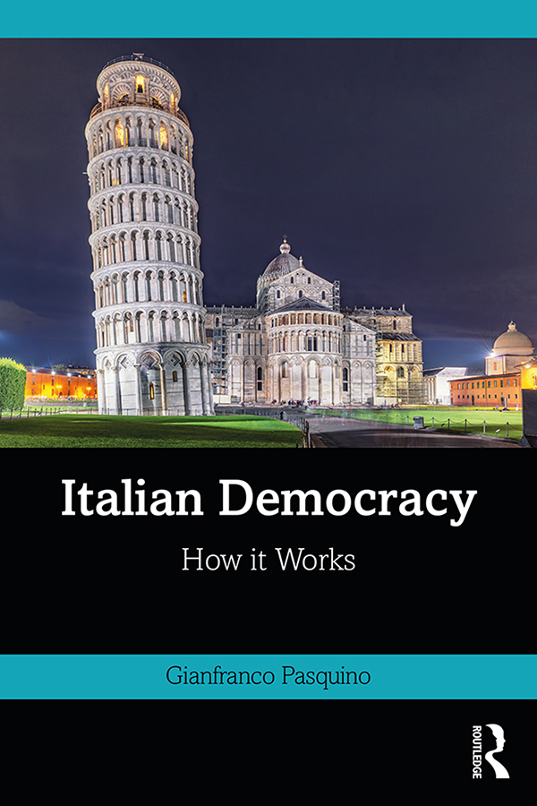 Italian Democracy: How it Works book cover
