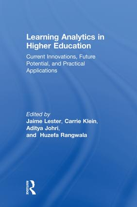 Learning Analytics in Higher Education