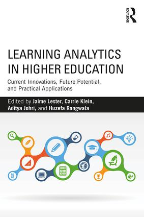 Learning Analytics in Higher Education: Current Innovations, Future Potential, and Practical Applications, 1st Edition (Paperback) book cover