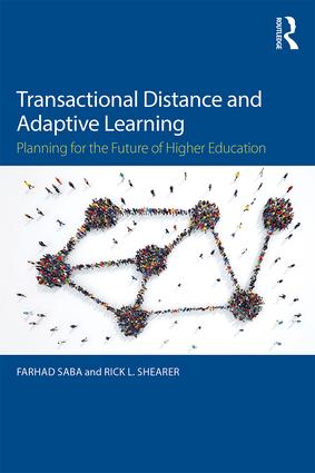 Transactional Distance and Adaptive Learning: Planning for the Future of Higher Education book cover