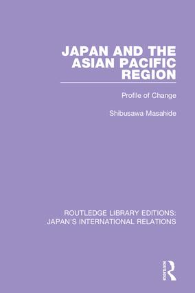 Routledge Library Editions: Japan's International Relations: 1st Edition (Hardback) book cover