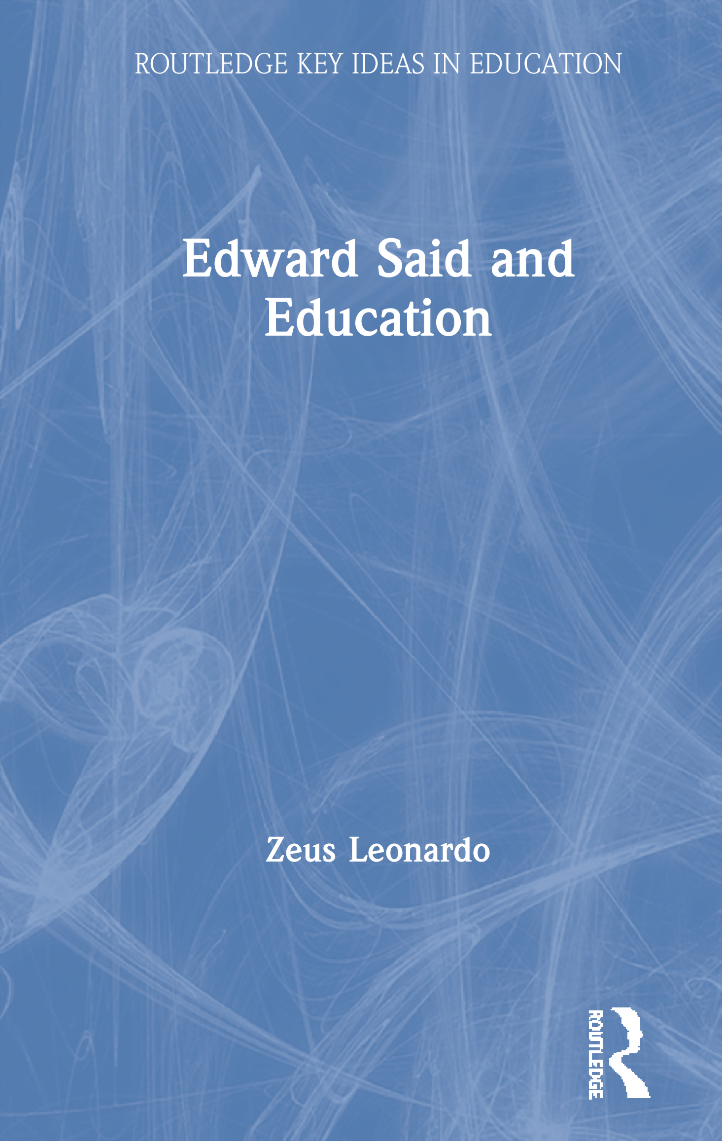 Edward Said and Education book cover