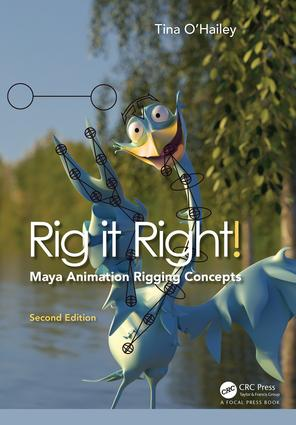 Rig it Right! Maya Animation Rigging Concepts, 2nd edition book cover