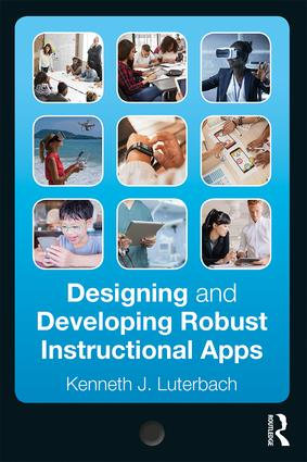 Designing and Developing Robust Instructional Apps book cover