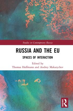 Russia and the EU: Spaces of Interaction book cover