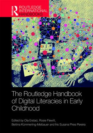 The Routledge Handbook of Digital Literacies in Early Childhood book cover
