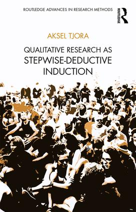 Qualitative Research as Stepwise-Deductive Induction book cover