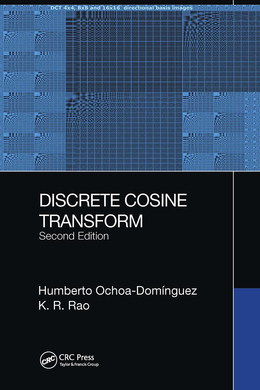 Discrete Cosine Transform, Second Edition: 1st Edition (Hardback) book cover