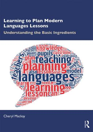 Learning to Plan Modern Languages Lessons: Understanding the Basic Ingredients book cover