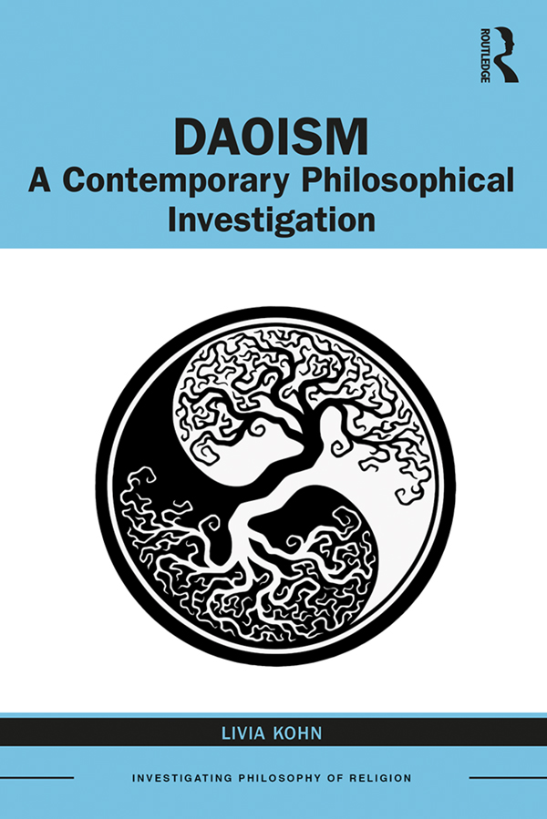 Daoism: A Contemporary Philosophical Investigation book cover