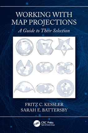 Working with Map Projections: A Guide to their Selection book cover