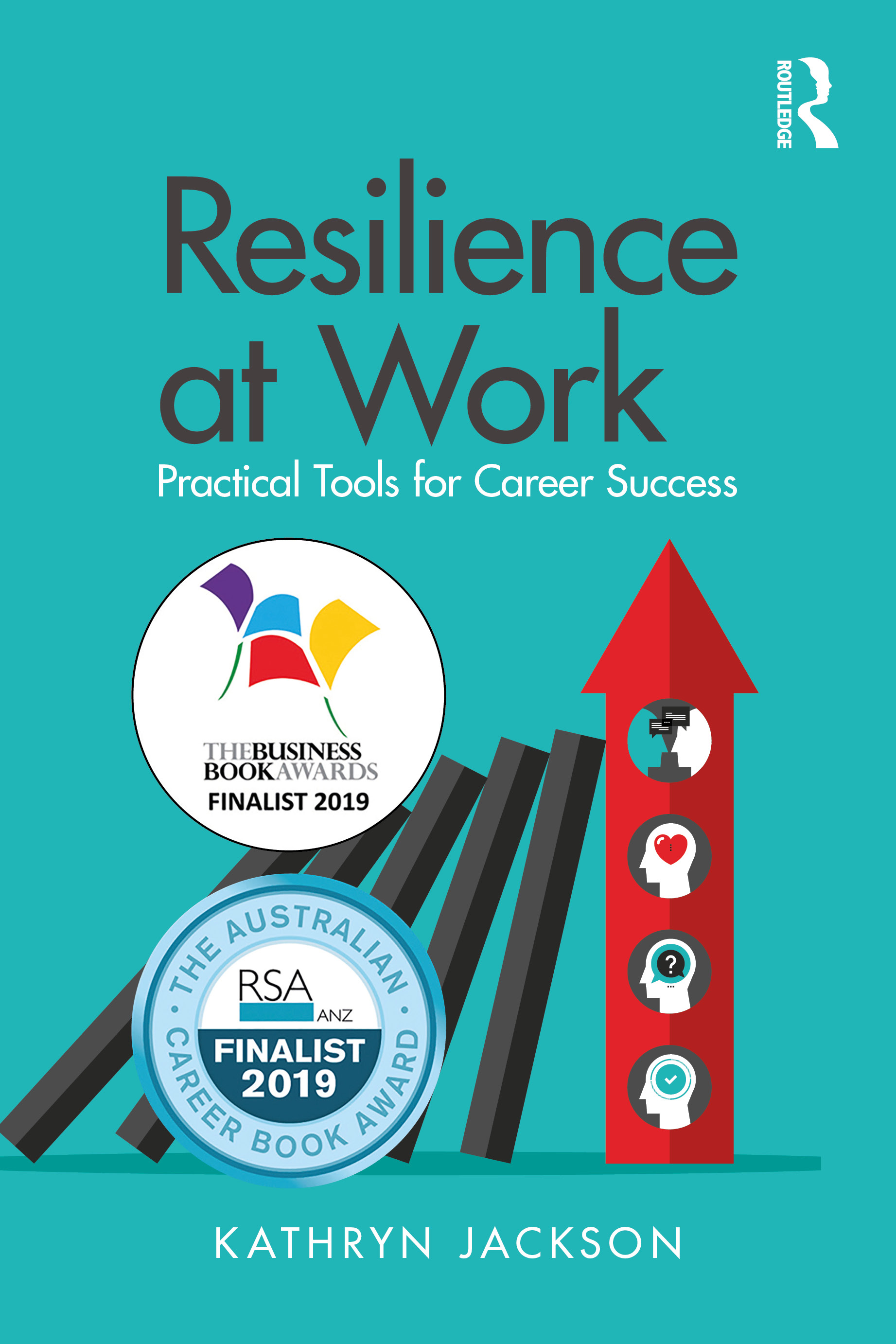 Resilience at Work: Practical Tools for Career Success, 1st Edition (Paperback) book cover