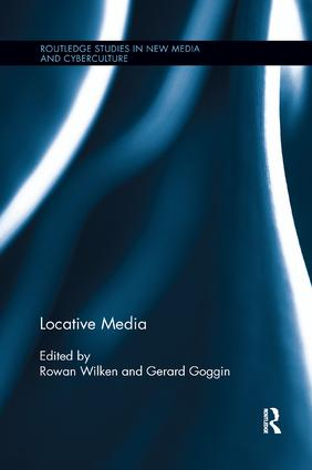 Locative Media: 1st Edition (Paperback) book cover